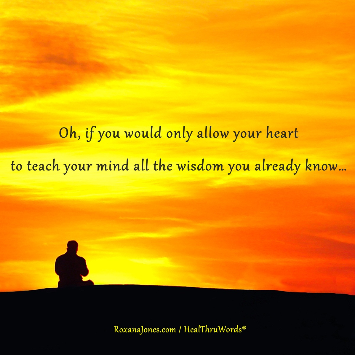 Wisdom Quotes Inspirational: For The Heart Quotes Wisdom. QuotesGram
