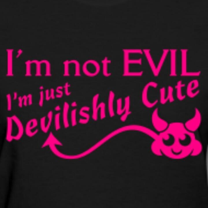 Im Evil Quotes. QuotesGram