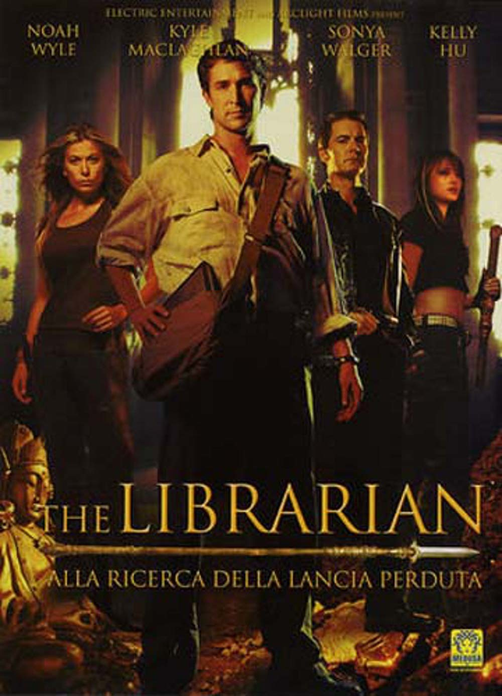 the librarian from the movie quotes quotesgram