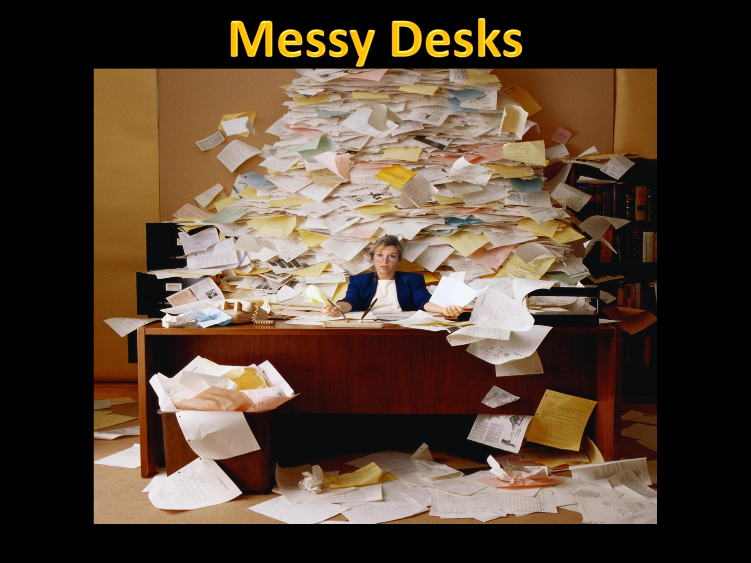 Funny Quotes About Messy Desks Quotesgram