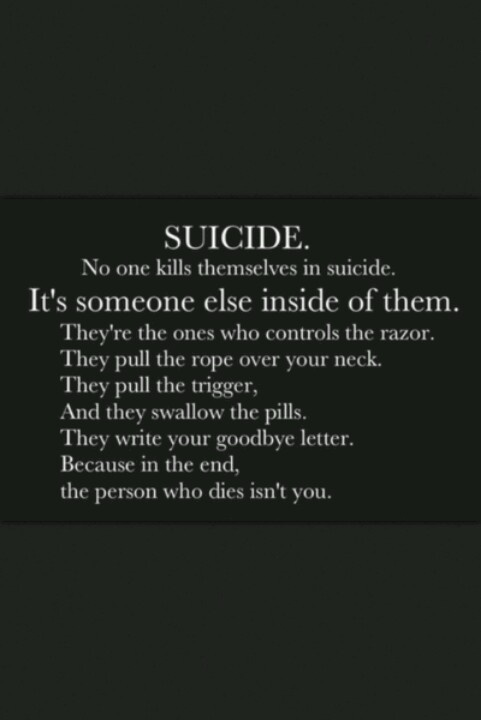 Pain Quotes Suicidal. QuotesGram