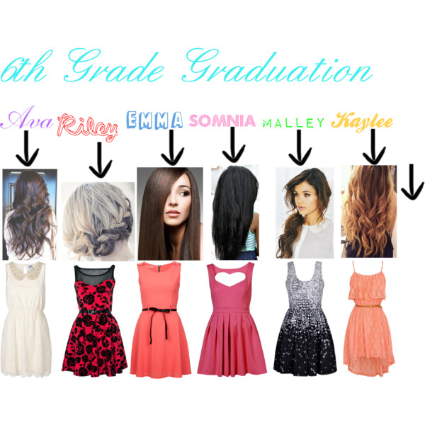 5th Grade Graduation Dresses