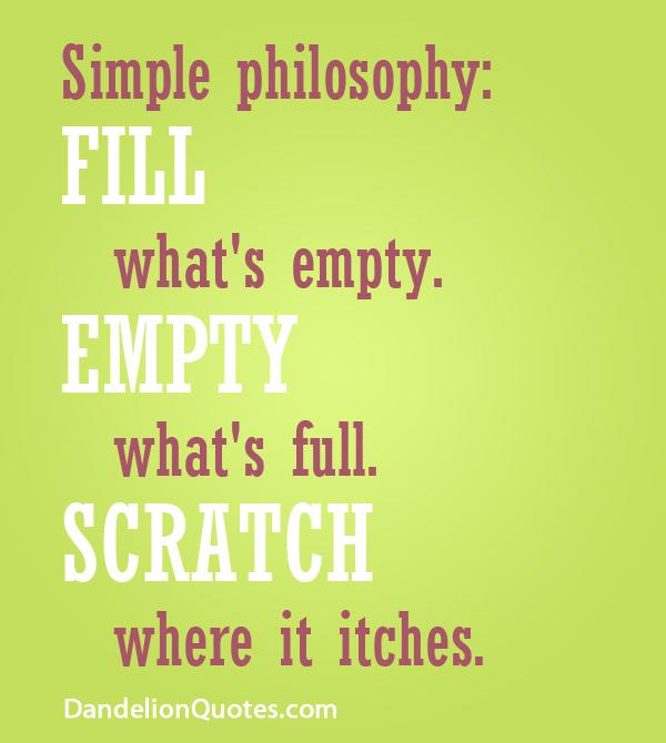 Simple Life Quotes Funny: Simple Quotes. QuotesGram