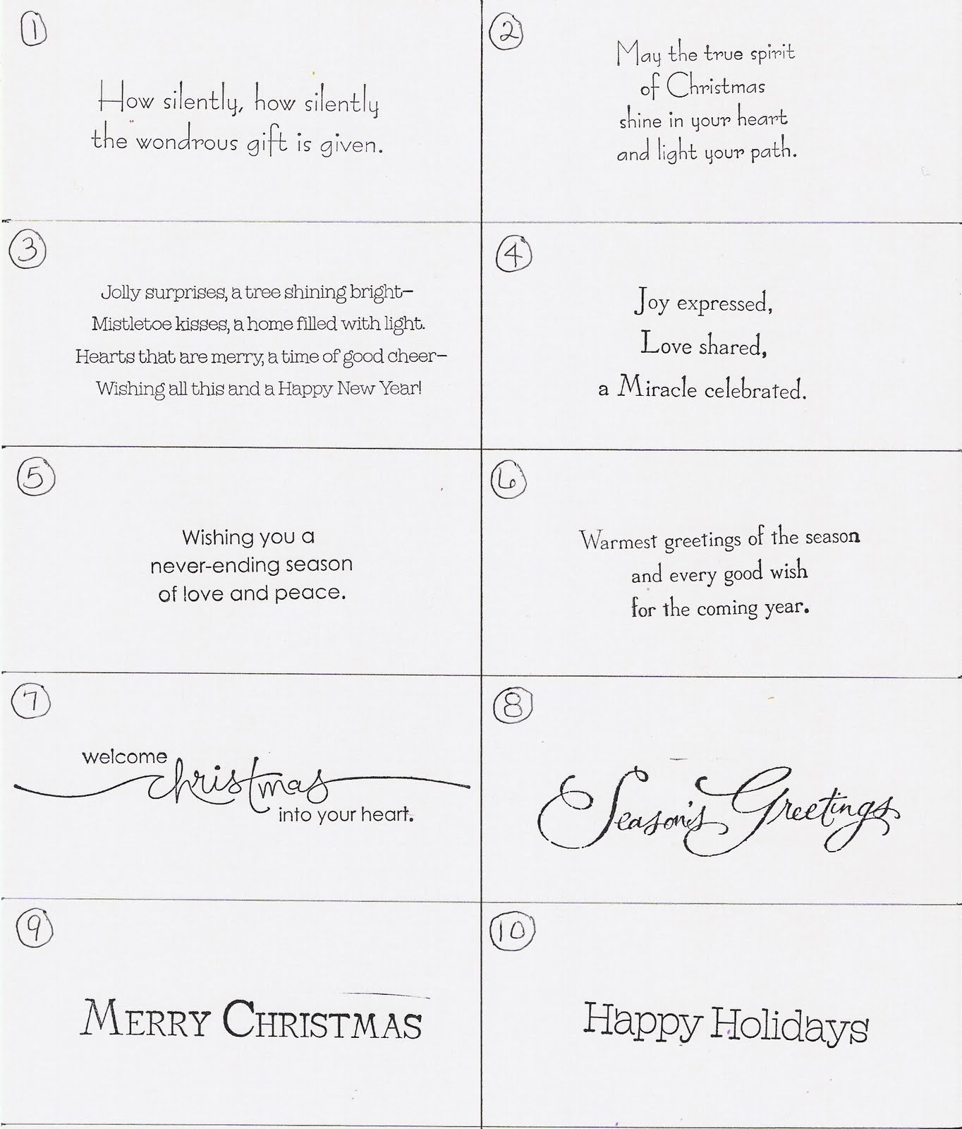 Fantastic Quotes About Business Cards Quotesgram Easy Diy Christmas Decorations Tissureus