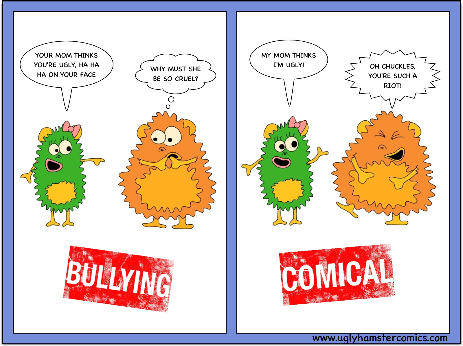 Funny Quotes About Bullying