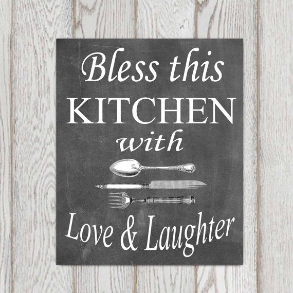 Kitchen Chalkboard Quotes. QuotesGram
