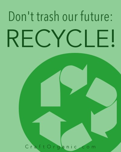 Recycling Quotes: Recycle And Trash Quotes. QuotesGram
