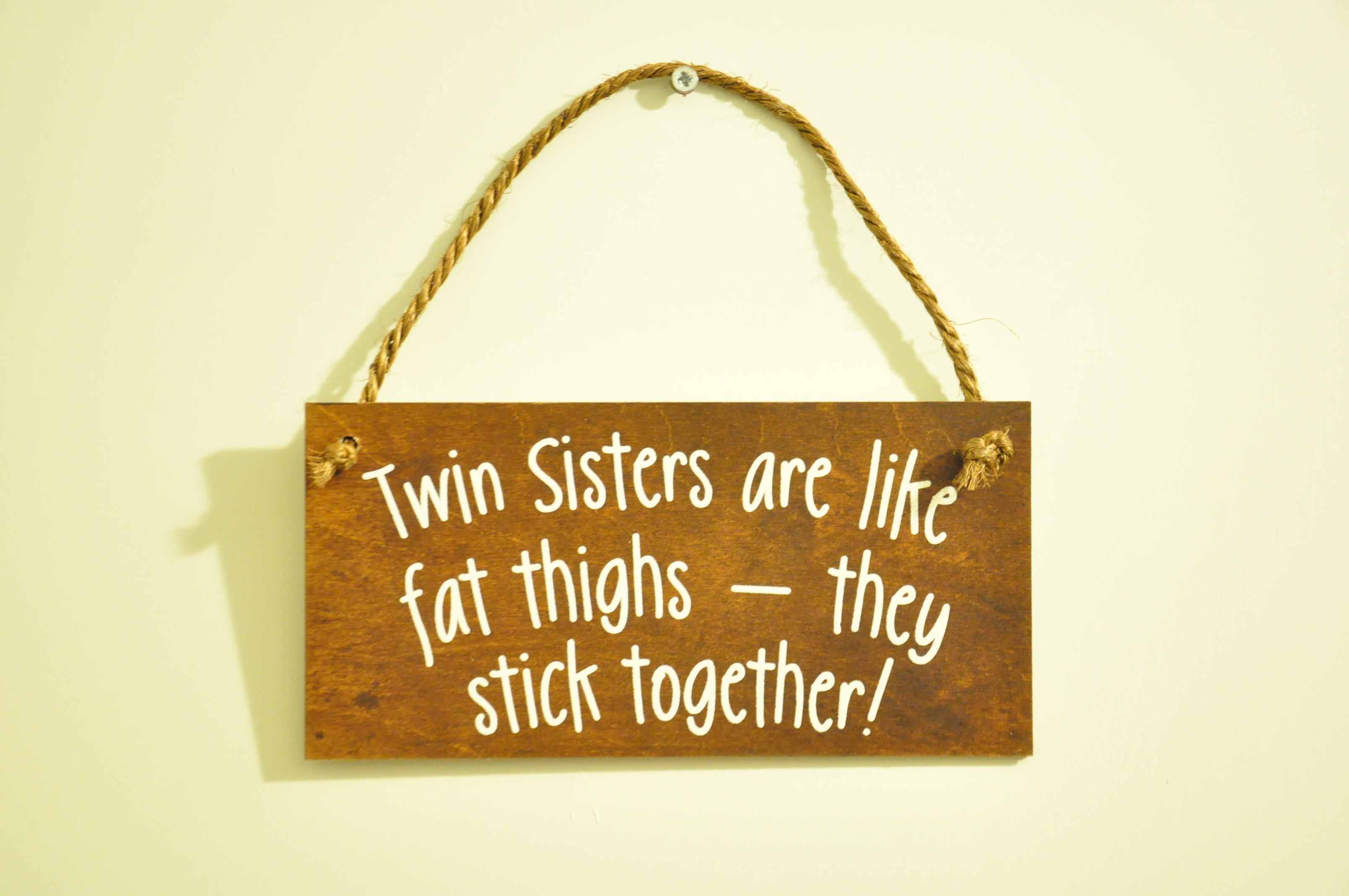 Twin Sister Quotes. QuotesGram