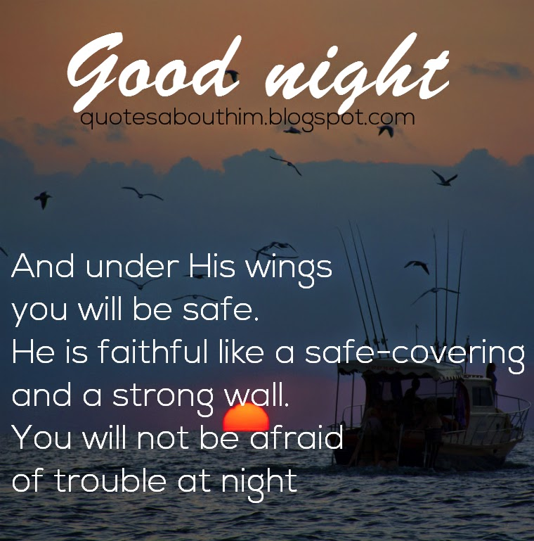 Good Evening Quotes And Sayings: Happy Good Night Quotes. QuotesGram