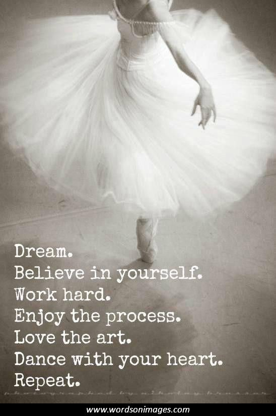 inspirational dance quotes quotesgram