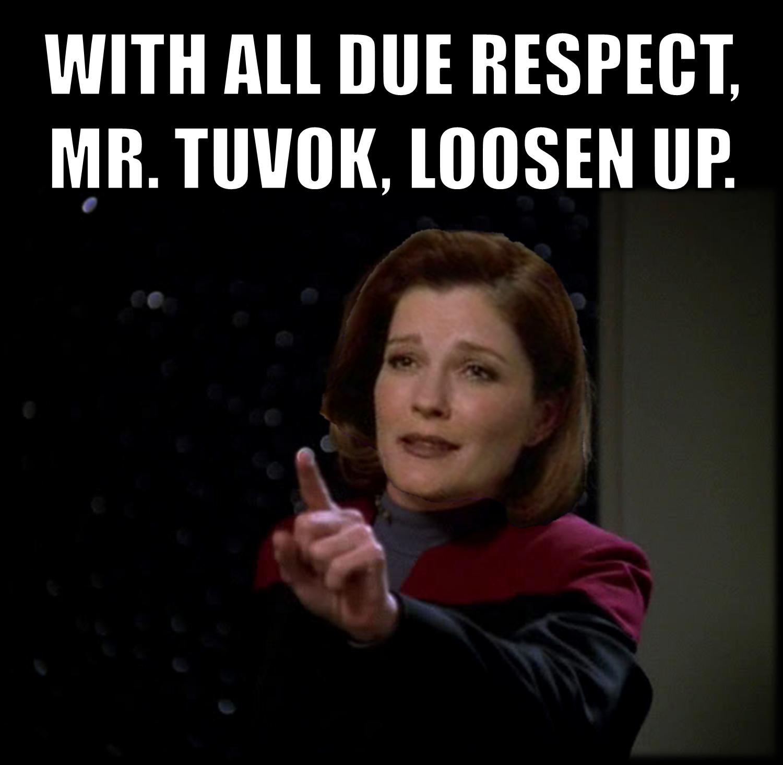 Intellectual Property Meme: Tuvok Quotes. QuotesGram