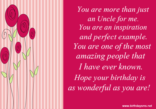 Happy Birthday Wishes Uncle Quotes ~ Funny birthday quotes for uncles quotesgram