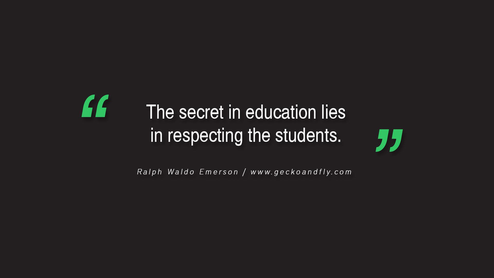 Ralph Waldo Emerson Education Quotes. QuotesGram