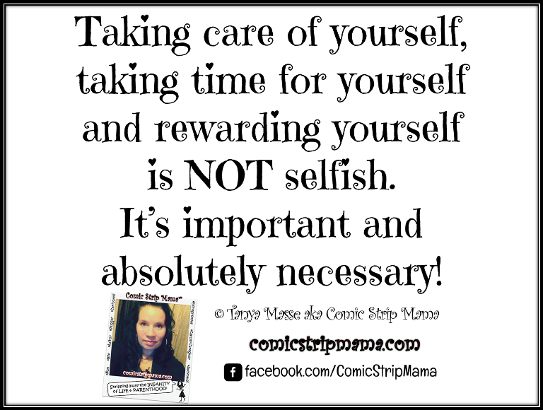 how to take care of yourself when you& 39
