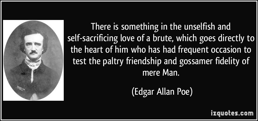 essay on unselfish service