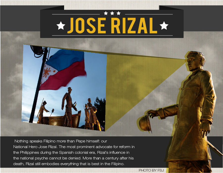jose rizal the portal of hope - jose rizal's thoughts of how justice must be attained and develop their full potential for they are the fair hope of our motherland.