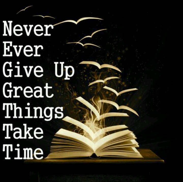 Great Things Take Time Quotes. QuotesGram on Outstanding Things  id=78937
