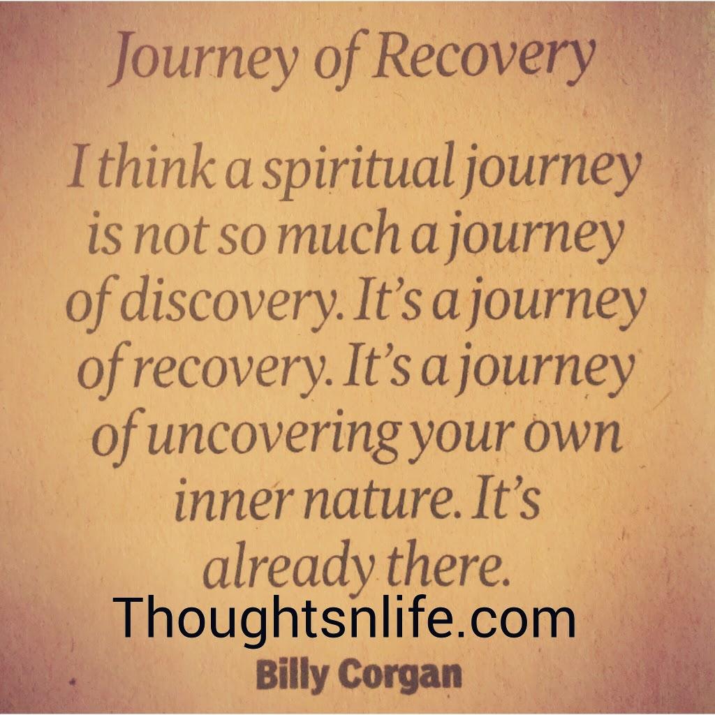 Spiritual Quotes Recovery. QuotesGram