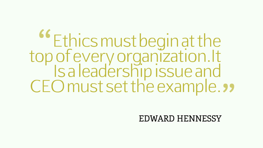 ethics 101 what every leader needs Ethical leadership: relevance and need for cross-cultural examinations   ethical leadership is a topic that, although growing in importance, has not caught.