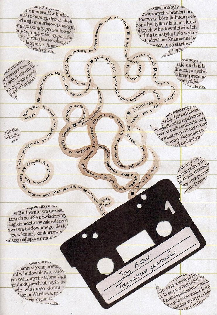 thirteen reasons why book quotes quotesgram