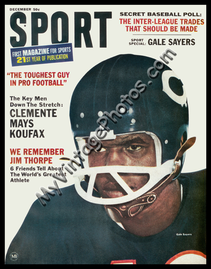 Gayle sayers quotes