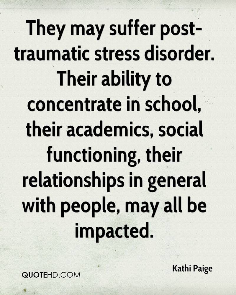 post traumatic stress disorder relationship breakup help