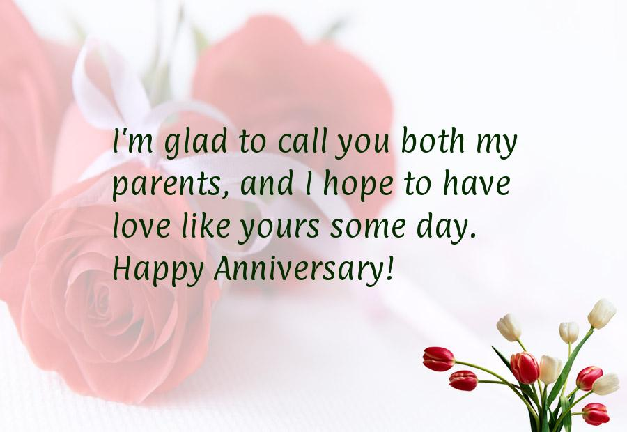 Th wedding anniversary quotes for parents quotesgram