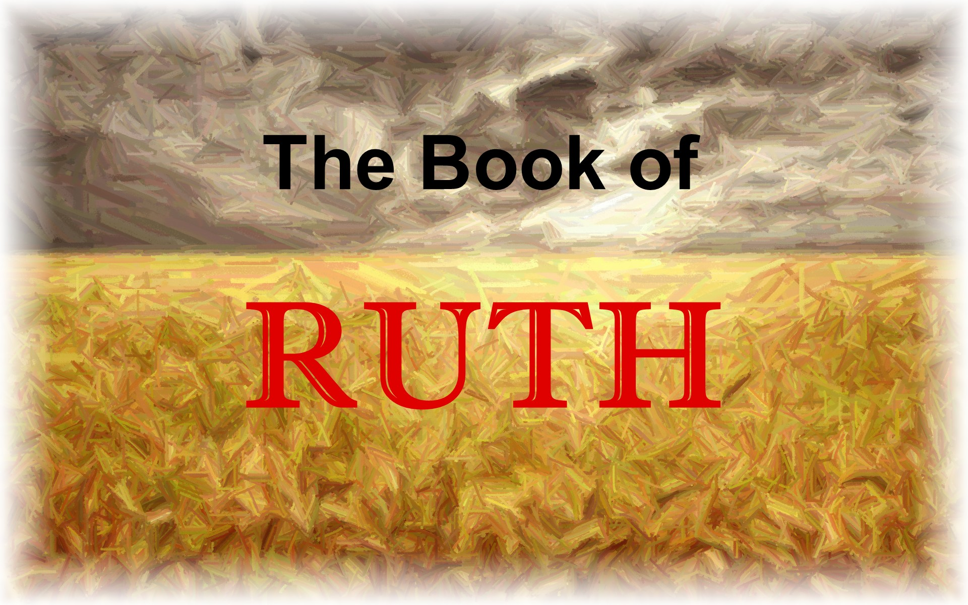 the book of ruth The book of ruth ( hebrew : מגילת רות ‎‎, ashkenazi pronunciation : , megilath ruth, the scroll of ruth, one of the five megillot ) is included in the third division, or the writings ( ketuvim ), of the hebrew bible  in the christian canon it is treated as a history book and placed between judges and 1 samuel , as it is set in.