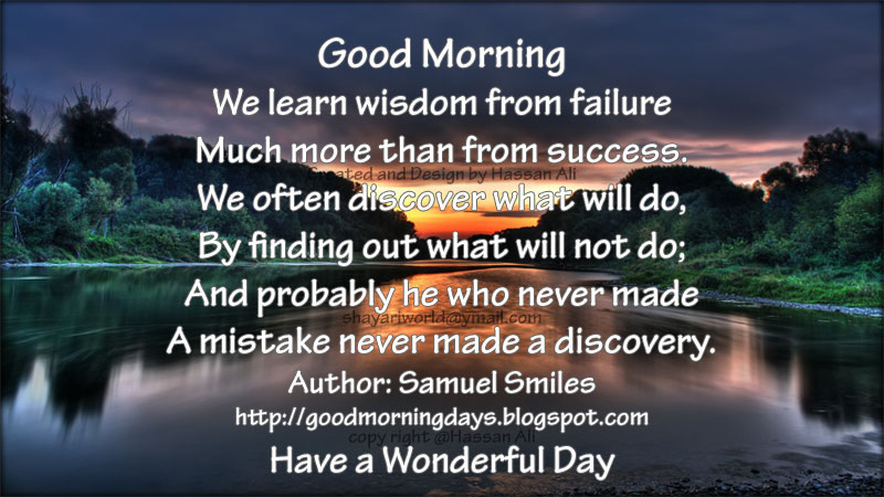 Best Good Morning Quotes Quotesgram: Morning Inspirational Quotes. QuotesGram