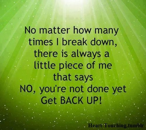 Quotes About Failing And Getting Back Up Quotesgram