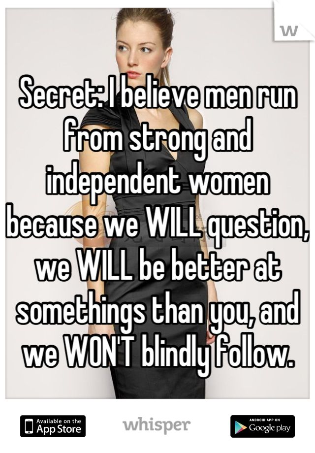 Independent Women Quotes Being Strong. QuotesGram