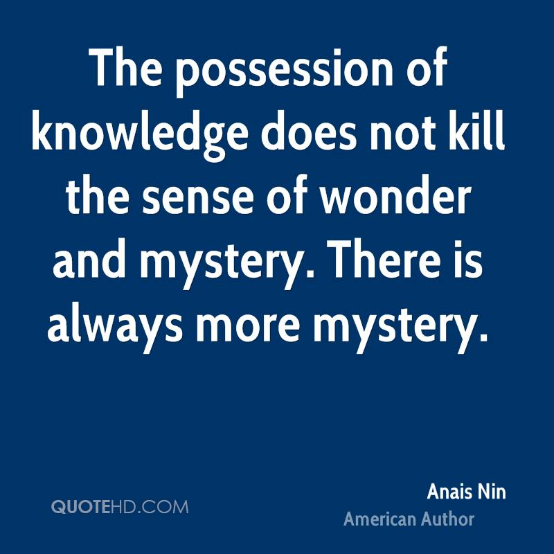 Humor Inspirational Quotes: Sense Of Wonder Quotes. QuotesGram