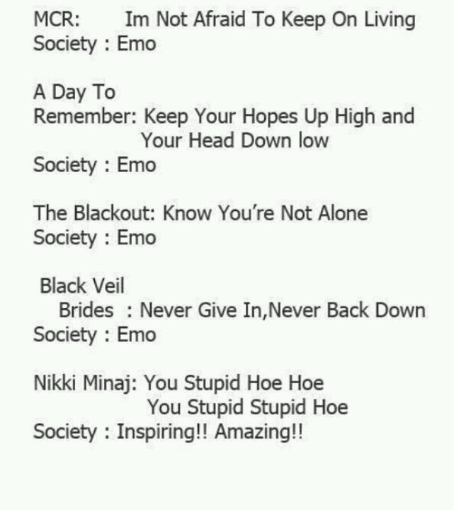 Lyric Quotes From Screamo Bands Quotesgram