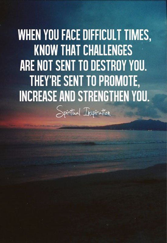 Spiritual Strength Quotes Inspirational. QuotesGram