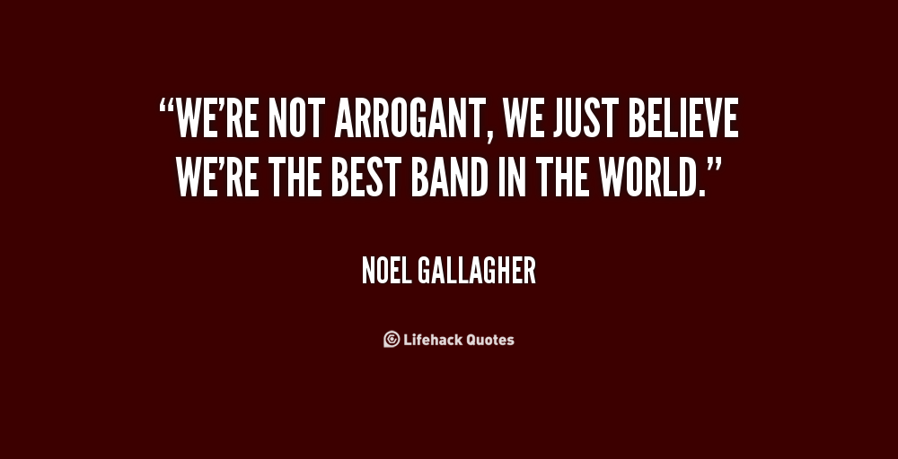 Quotes About Arrogant People. QuotesGram