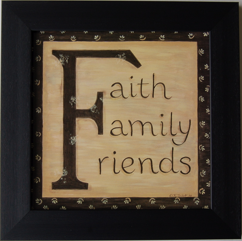 Quotes About Family Friends And Faith : Faith family friends quotes quotesgram