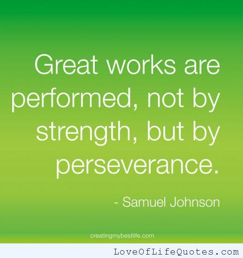 Perseverance | Define Perseverance at Dictionary.com