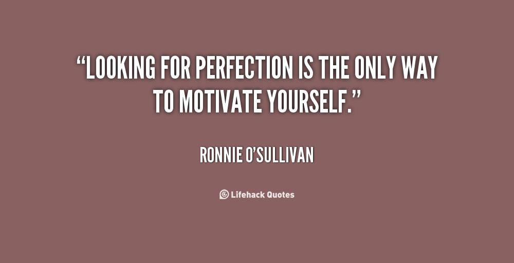 Perfectionist Quotes. QuotesGram