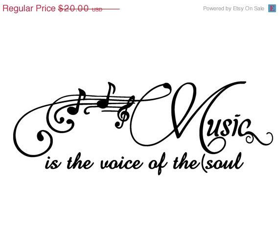 Tattoo Quotes Music: Tattoo Quotes About The Soul. QuotesGram
