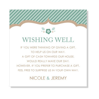 Wedding Quotes Wishing Well. QuotesGram