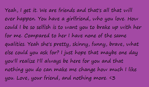 We Are Just Friends Quotes. QuotesGram