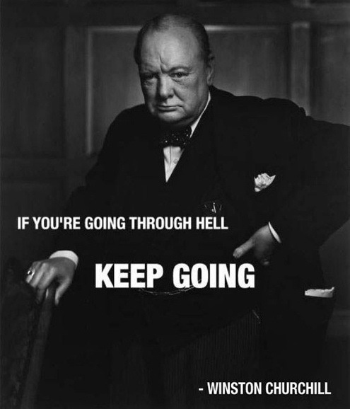 Quotes On Winston Churchill: Inspirational Quotes Winston Churchill. QuotesGram