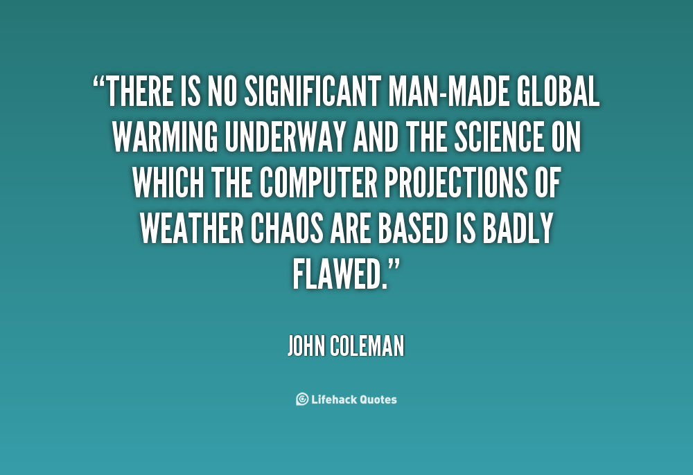 David Suzuki Global Warming Quotes