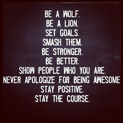 Inspirational Wolf Quotes. QuotesGram Wolf Quotes About Strength
