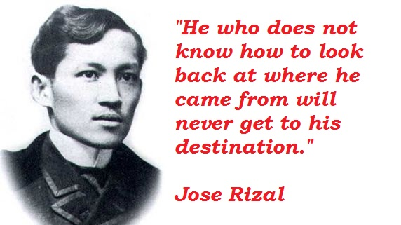 rizal as an inspiration Dr_jose_rizal dr jose p rizal, the national hero of the philippine s to the filipino youth (a la juventud filipina) unfold, oh timid flower lift up your radiant brow, this day, youth of my native strand your abounding talents show resplendently and grand, fair hope of my motherland.