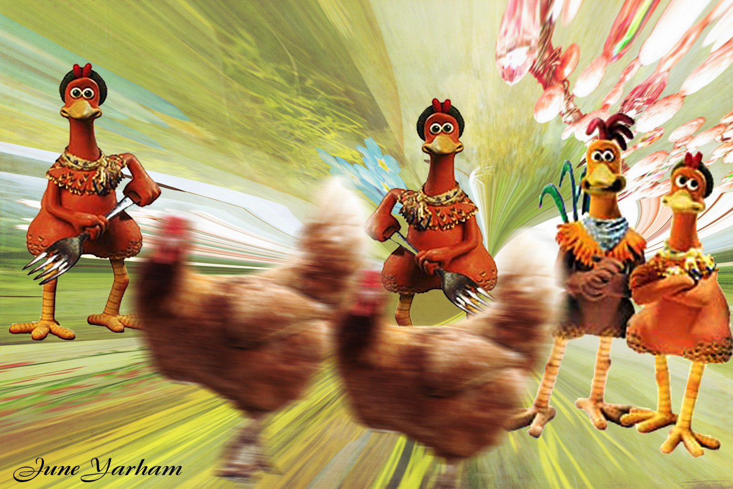 Chicken Run Quotes: Chickens Good Quotes. QuotesGram