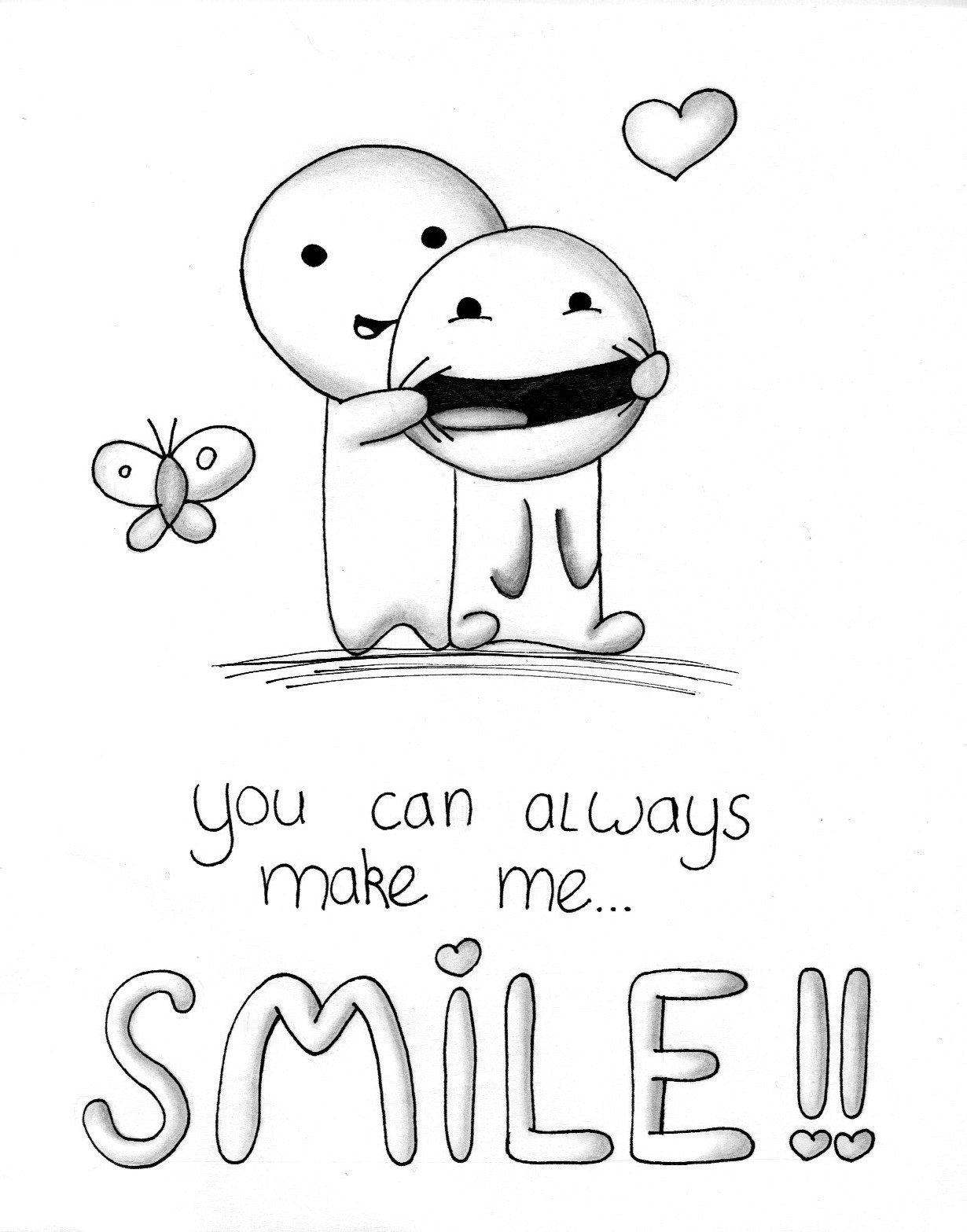 I Can Always Make You Smile Quotes. QuotesGram