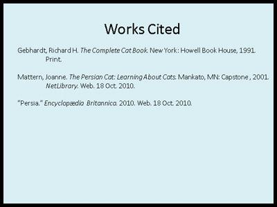 Parenthetical citation research papers