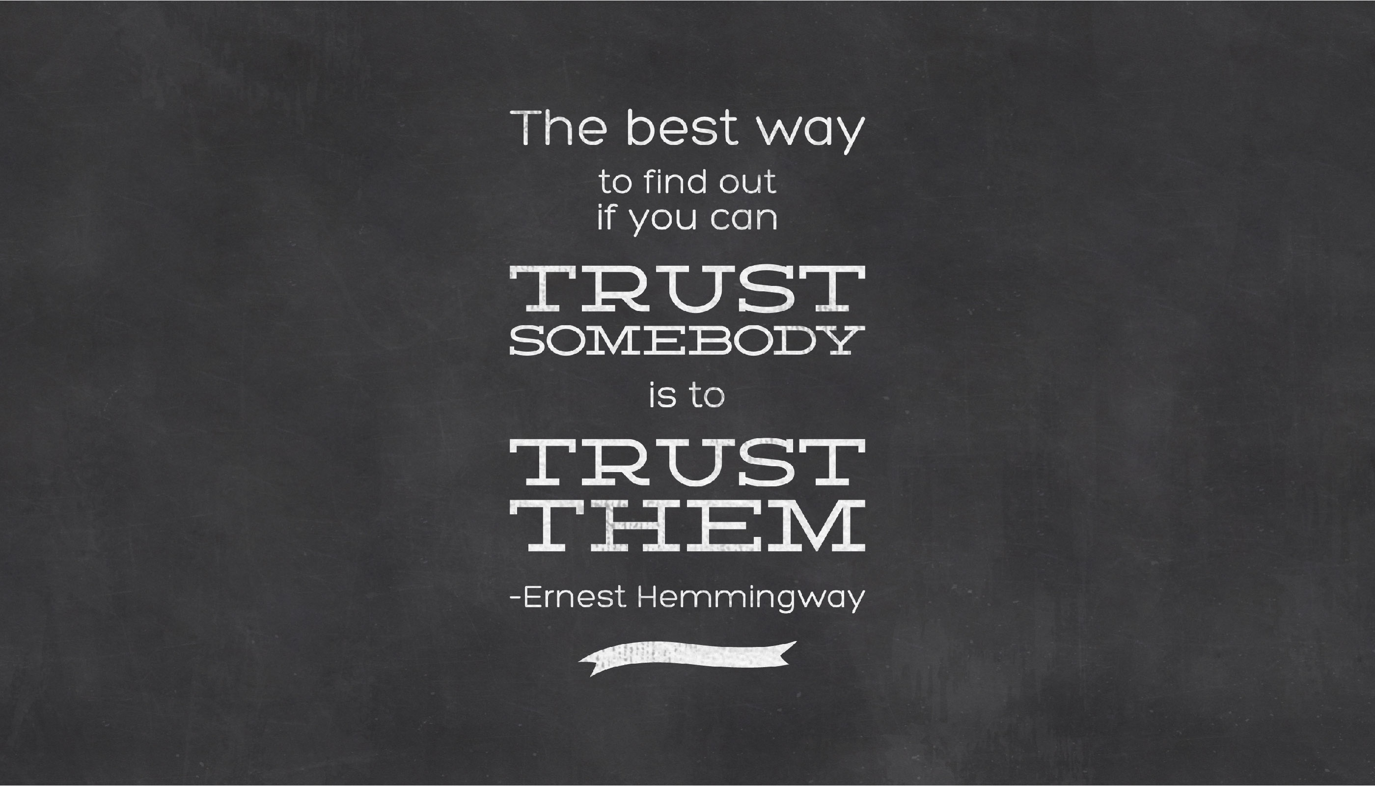 Trust Quotes And Sayings: Famous Quotes About Trust. QuotesGram