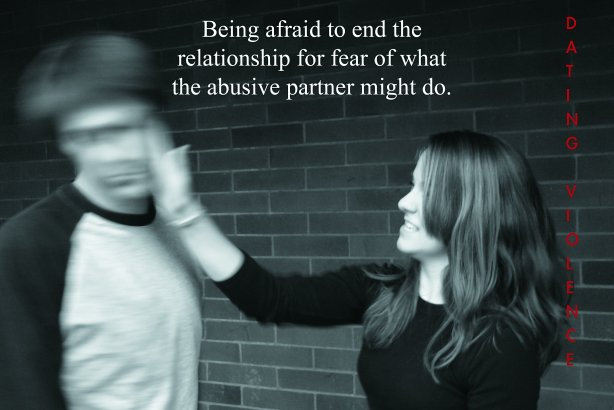 teen dating violence awareness posters